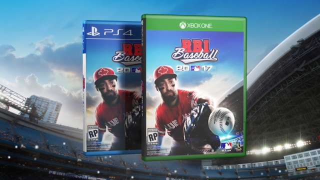 Blue Jays' Kevin Pillar On R.B.I. Baseball 17 Cover