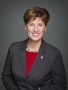 Marie-Claude Bibeau, Minister of International Development and La Francophonie