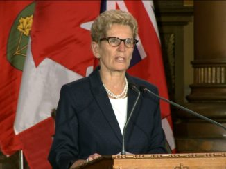Premier Wynne Standing Up for Forestry Sector and Northern Communities