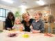 Kathleen Wynne with 2 children