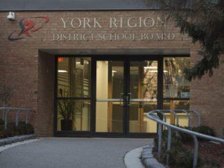 york region school board
