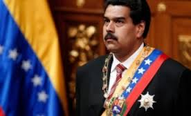 Venezuela's president Madura