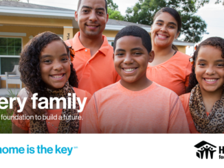 home is the key habitat for humanity