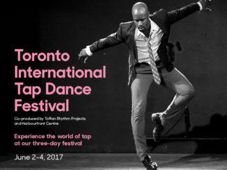 toronto international tap dance festival