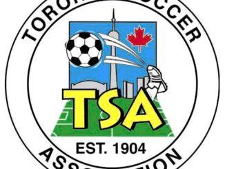 Toronto Soccer Association logo