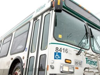 durham transit bus captured by gta weekly Toronto news