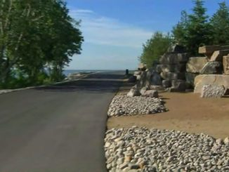 New park and trail at Ontario Place