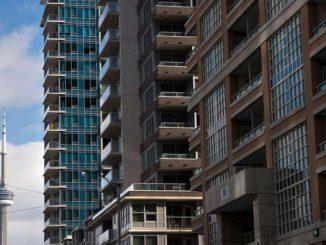photo of Toronto condos