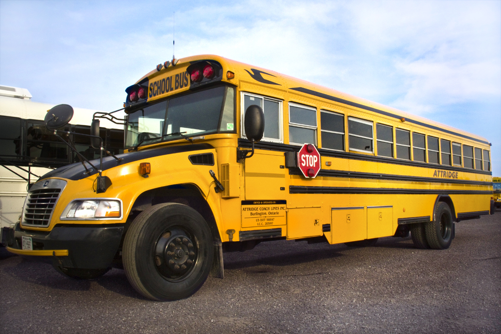 Ontario Fighting Climate Change With New Electric School Buses